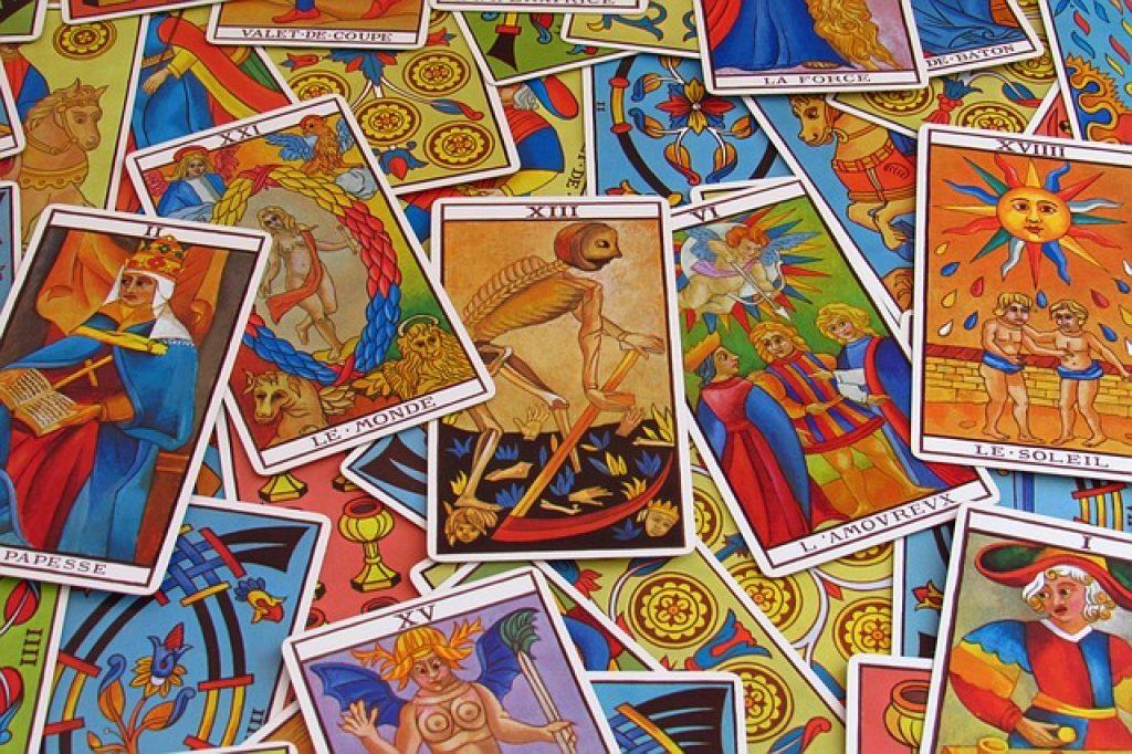 La signification des cartes de tarot de Marseille